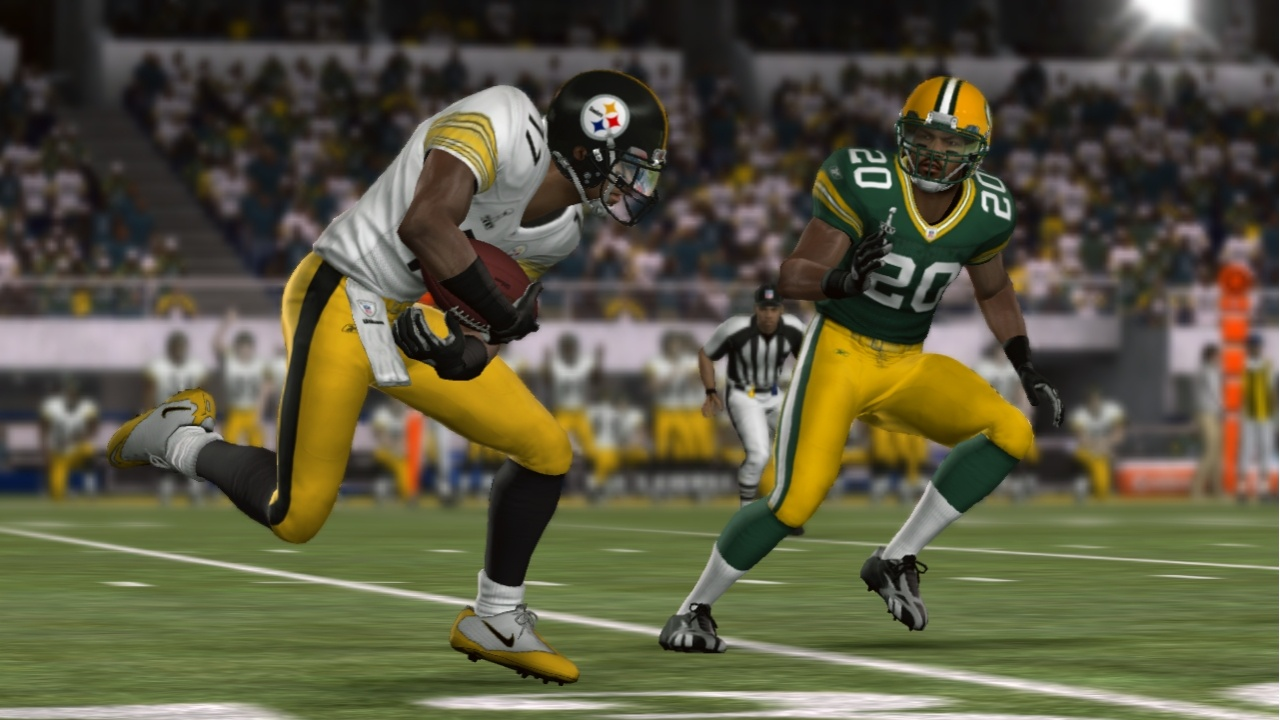 Will Madden make a showing in 2011?