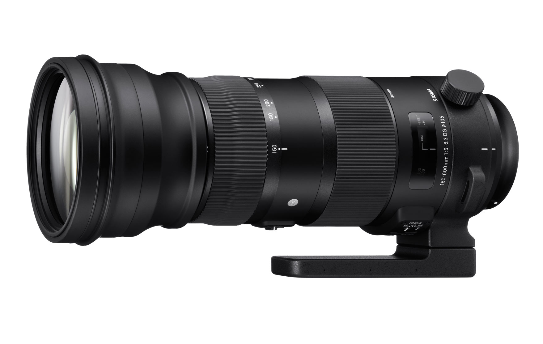 Sigma's 150-600mm F/5-6.3 DG OS HSM Sports supertelephoto zoom will go up against an affordable rival from Tamron and high-priced pro lenses from Canon, Nikon, and Sony.