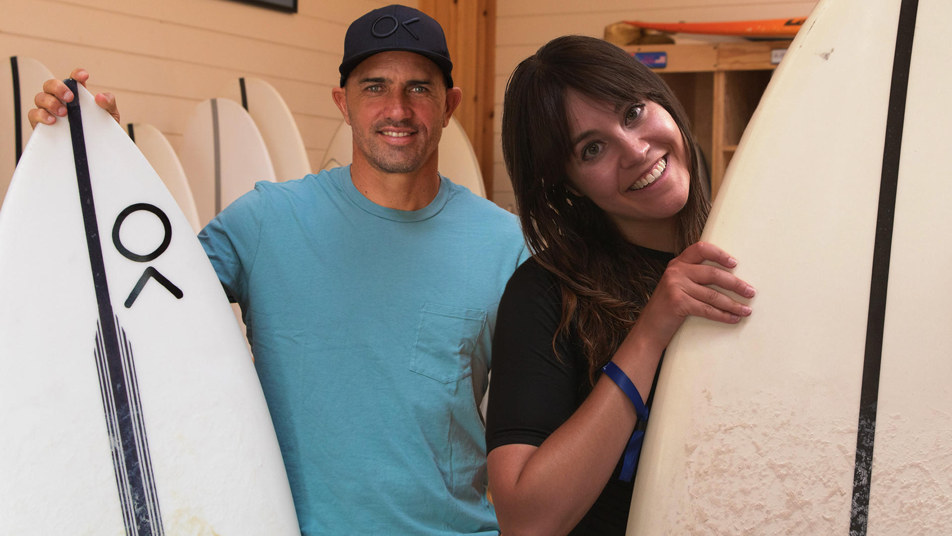 Video: Behind the scenes at Kelly Slater's Surf Ranch