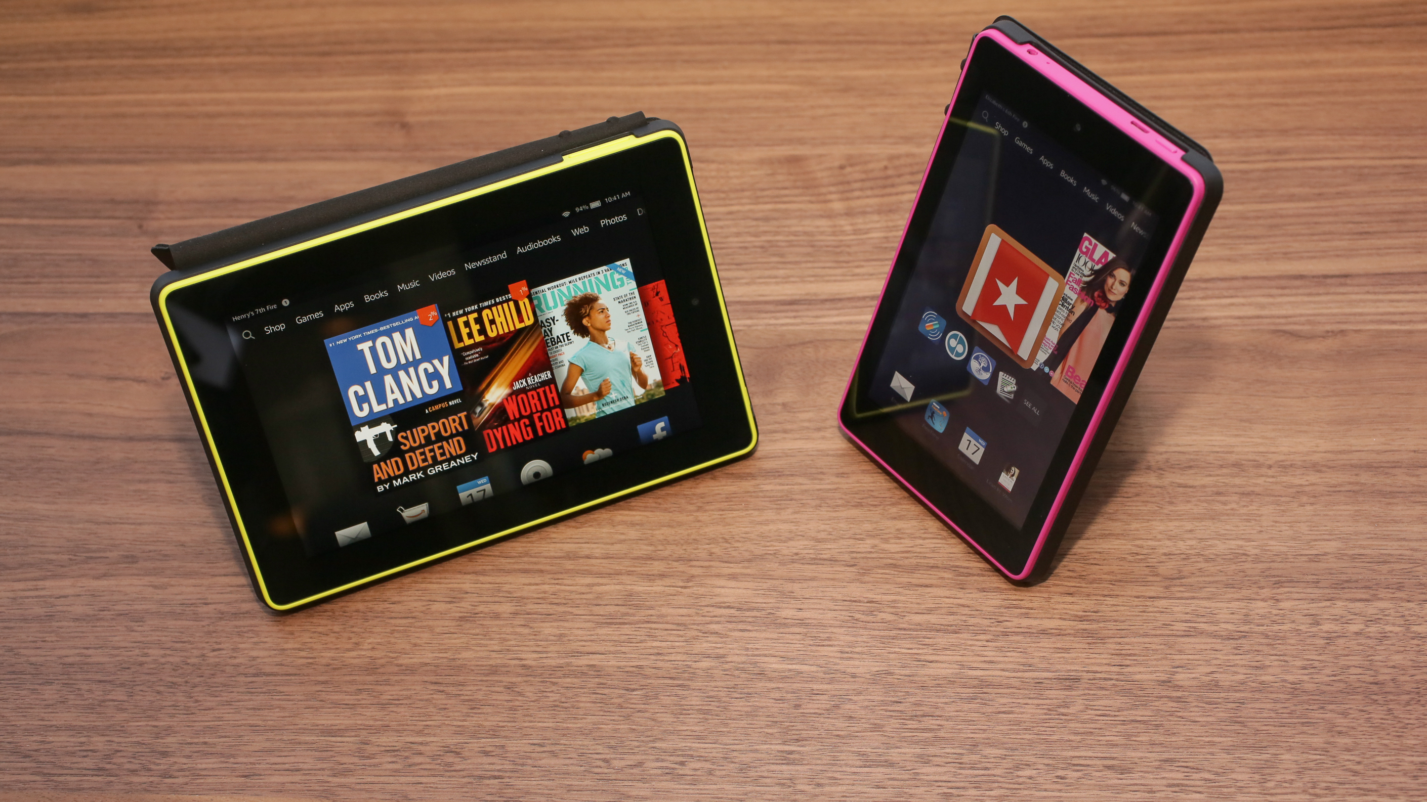 Amazon Kindle e-readers and Fire tablet sale (Amazon)