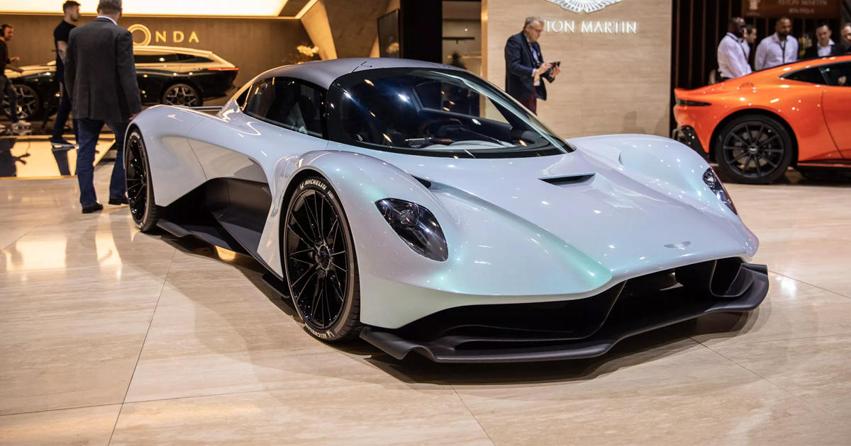Aston Martin Valhalla Is A Much Cooler Name For The Am Rb 003 Baby Valkyrie Roadshow
