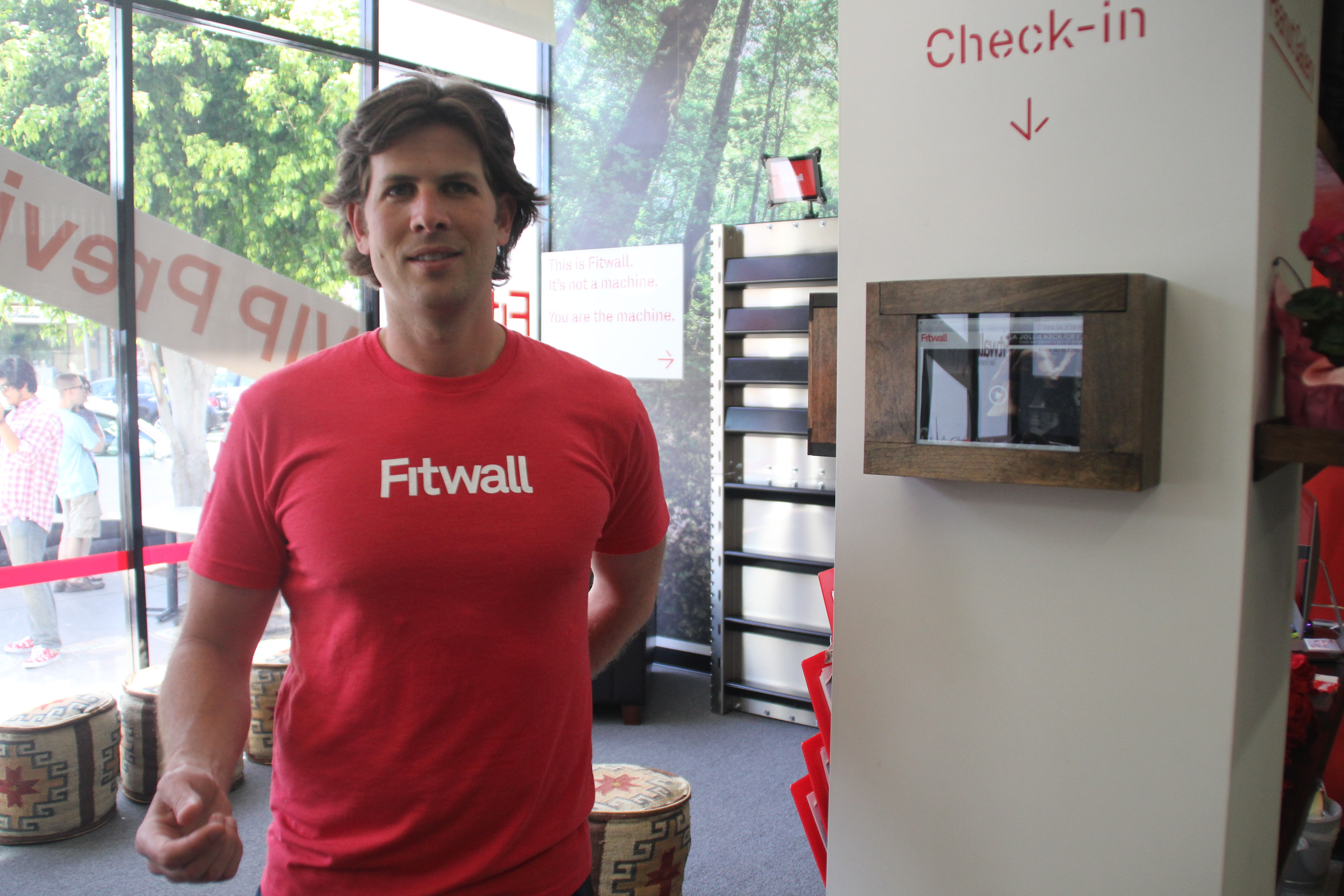 Welcome to Fitwall