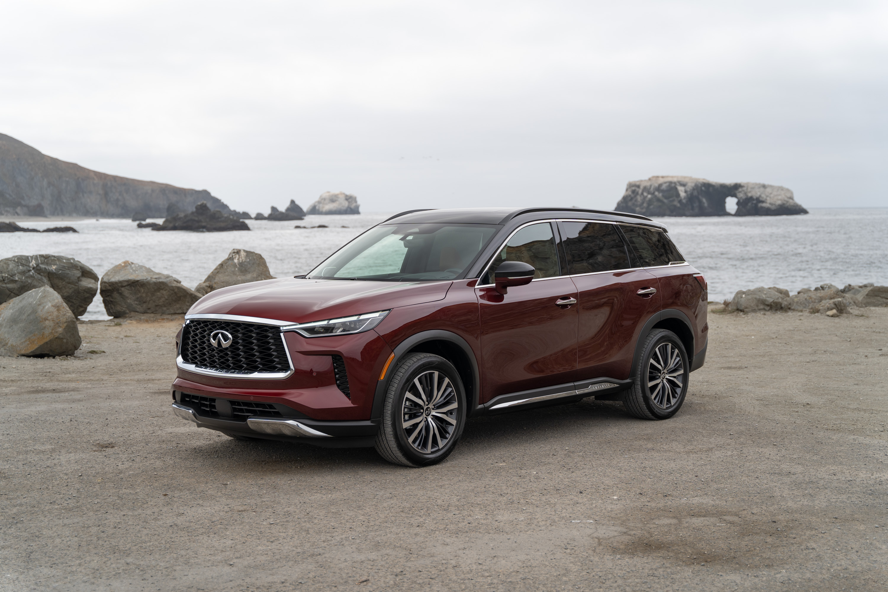 2022 Infiniti QX60 first drive review: A long overdue upgrade     - Roadshow
