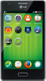 The newest Firefox OS phone, the LG Fireweb, is available through Telefonica in Brazil.