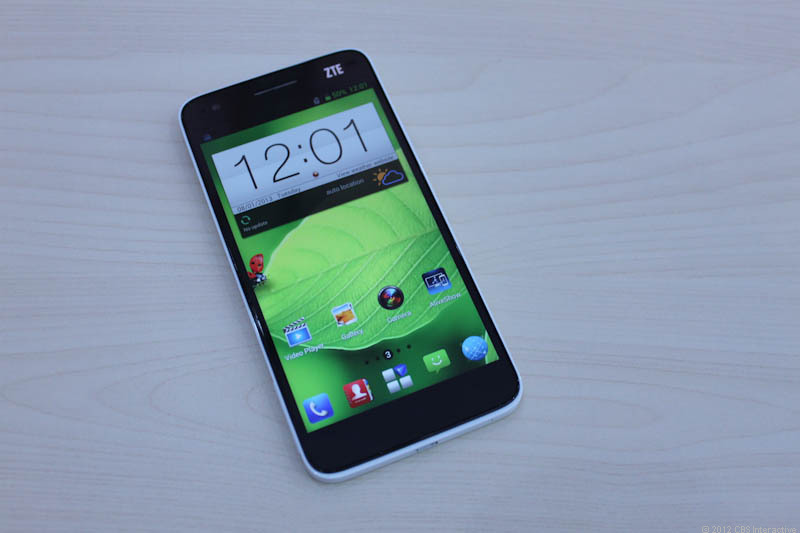 Say hello to the ZTE Grand S