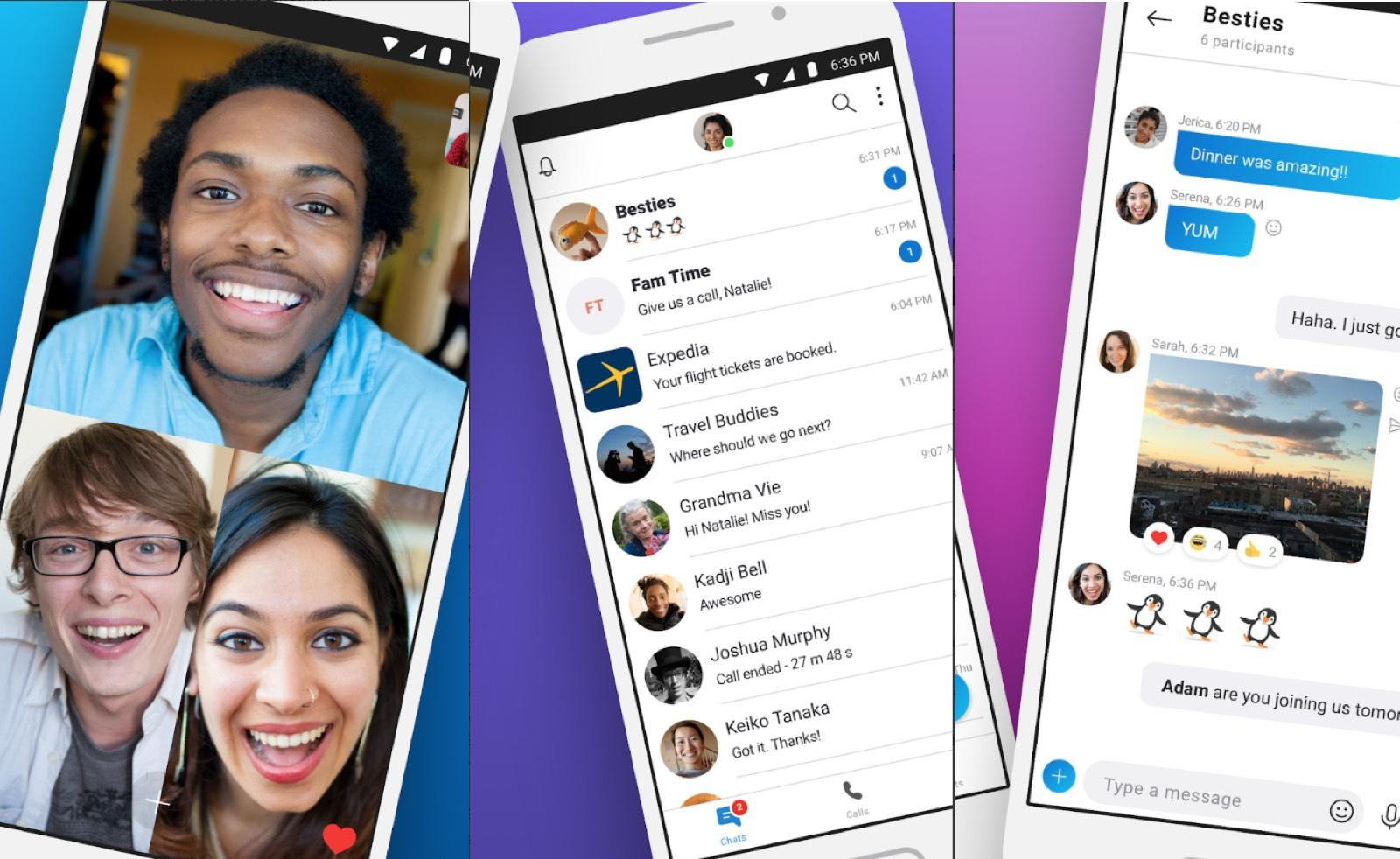 Skype vs. Zoom: Video chat apps compared