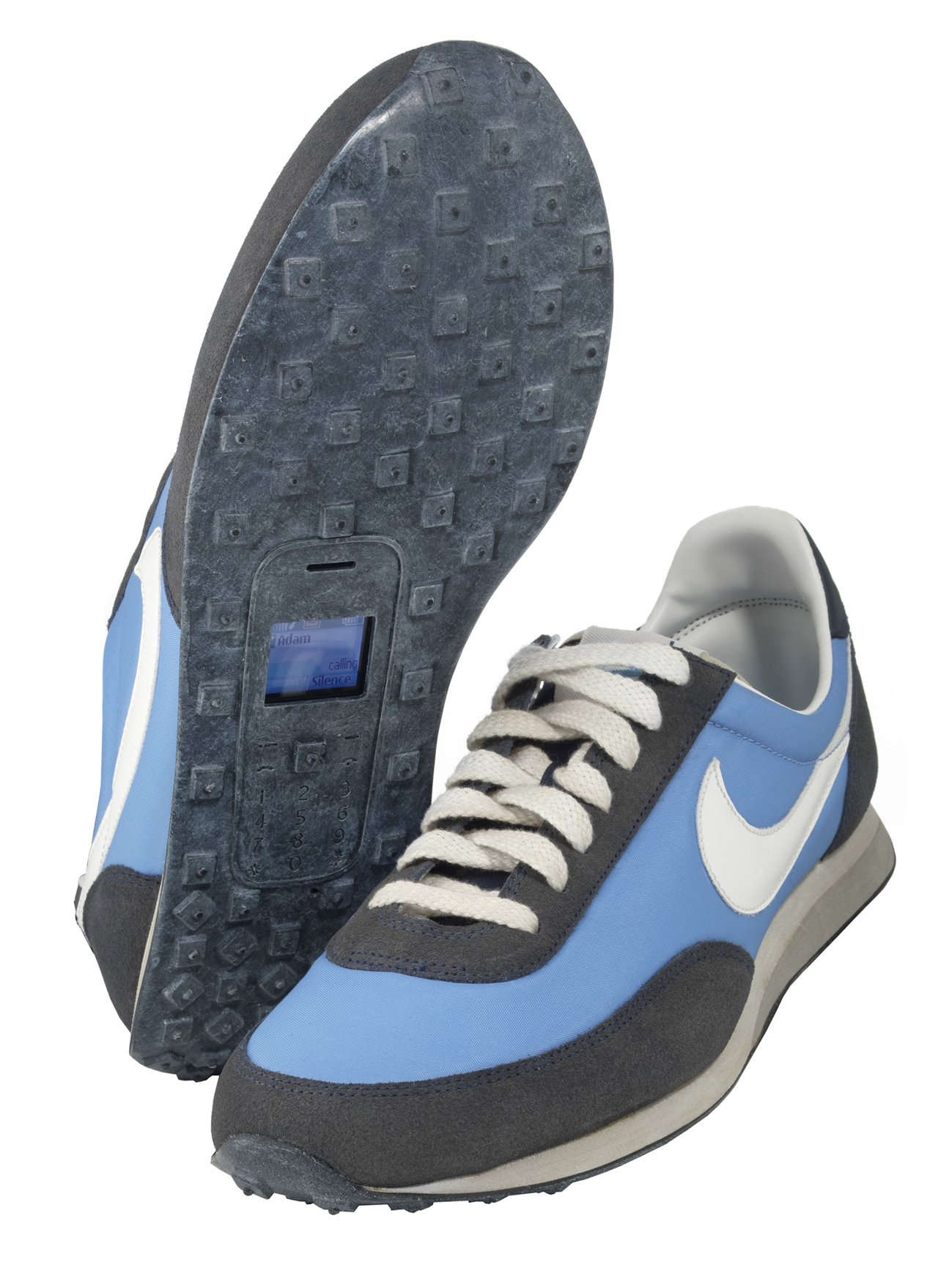 Nike Air phone for fast dialing
