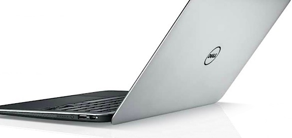 Dell XPS 13 ultrabook.  So far, it's available with Sandy Bridge processors not the newer Ivy Bridge chips.