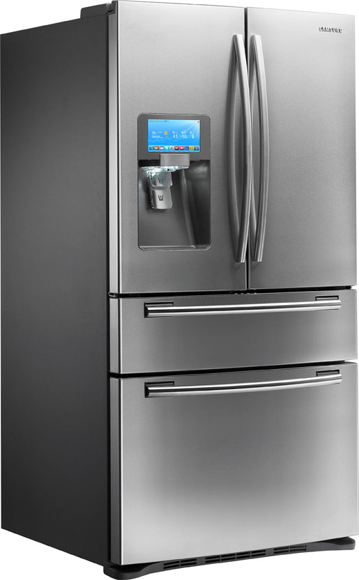 Samsung's Wi-Fi fridge looks to be its own force.