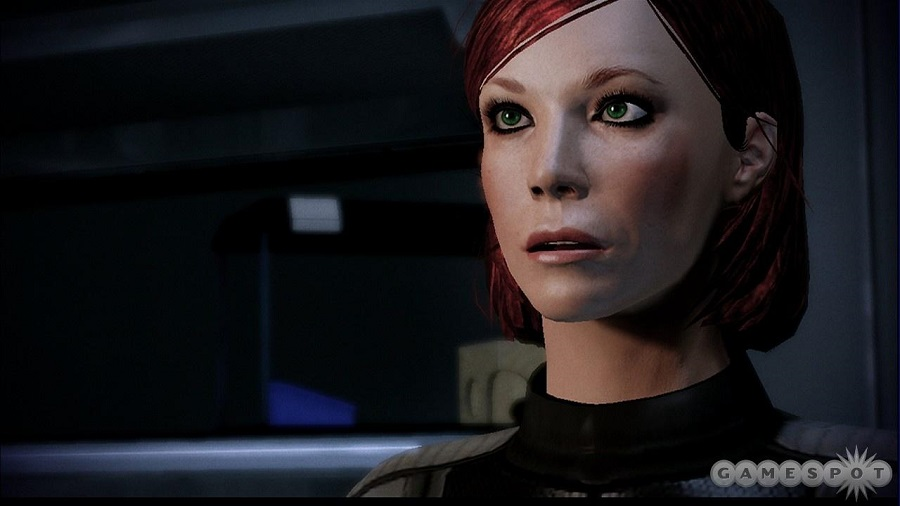 3. Commander Shepard, Mass Effect