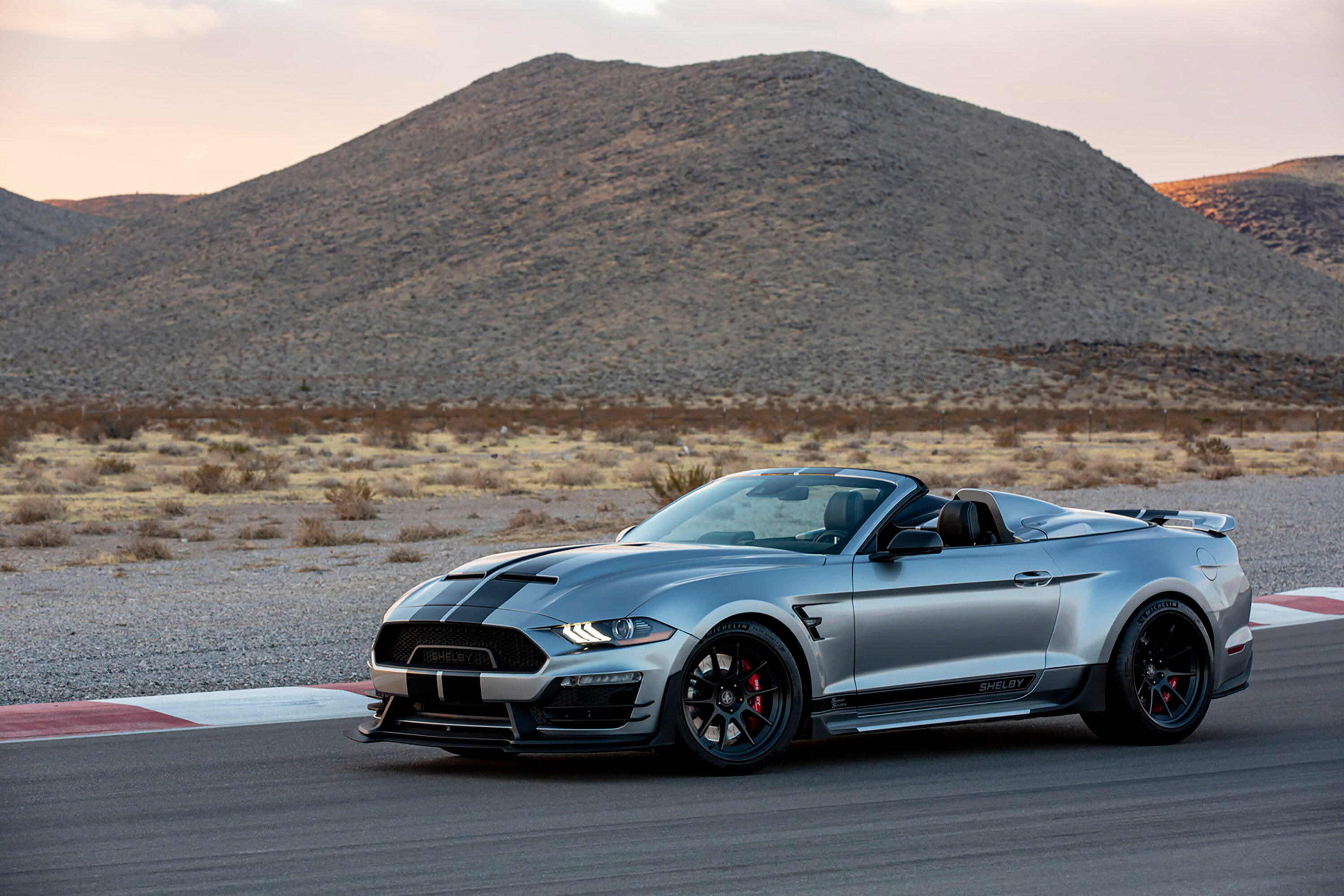 2021 Ford Mustang Shelby Super Snake Speedster