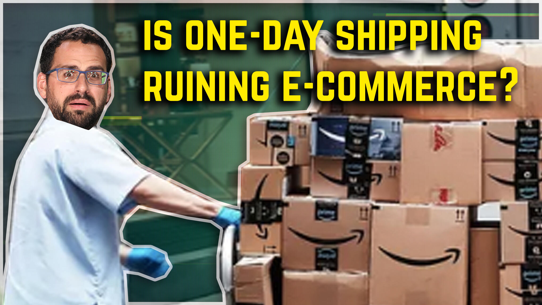 Video: Will one-day shipping ruin e-commerce as we know it? (The Daily Charge, 11/21/2019)
