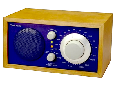 Tivoli Audio Model One (cobalt/cherry)