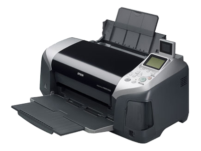 Epson Stylus Photo R320 - printer - color - ink-jet