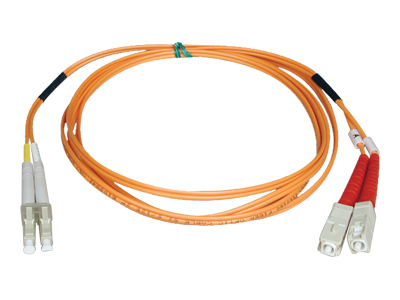Tripp Lite patch cable - 16.4 ft - orange
