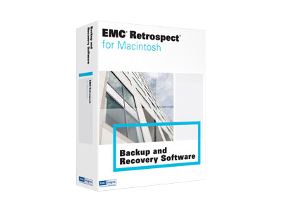 EMC Retrospect Client - ( v. 6.1 ) - upgrade package