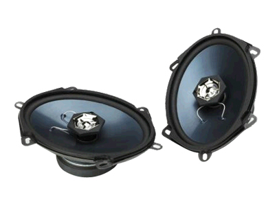 KICKER KS68 - speaker - For car - wired