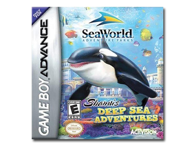 Sea World Adventure Parks: Shamu's Deep Sea Adventures