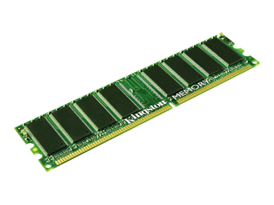 Kingston memory - 512 MB - DIMM 184-pin - DDR