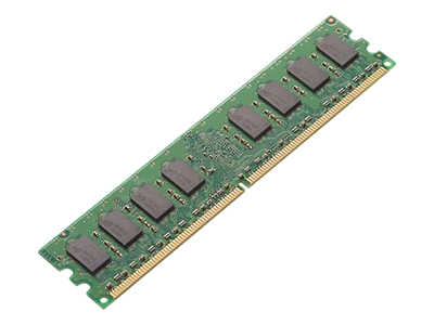 HP memory - 1 GB : 2 x 512 MB - DIMM 240-pin - DDR2