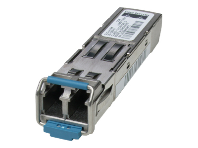 Cisco SFP (mini-GBIC) transceiver module - 1000Base-DWDM