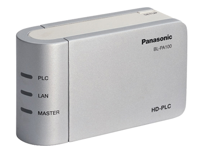 Panasonic HD-PLC Ethernet Adapter