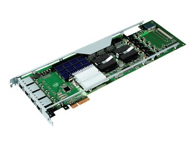 Intel PRO/1000 PT Quad Port Bypass Server Adapter - network adapter