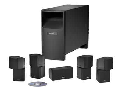 Bose Acoustimass 10 Series IV (black)