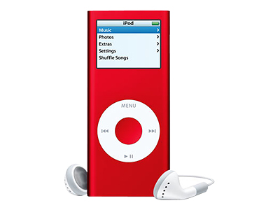Apple iPod Nano Red (8GB)