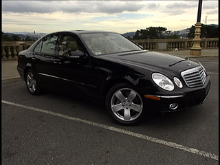 2007 mercedes benz e550 review roadshow