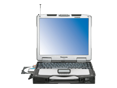 "Panasonic Toughbook 30 - Core 2 Duo SL9300 / 1.6 GHz - Vista Business / XP Pro downgrade - pre-installed: Windows XP - 2 GB RAM - 160 GB HDD - 13.3"" 1024 x 768 - Intel GMA 4500MHD with Toughbook Preferred"