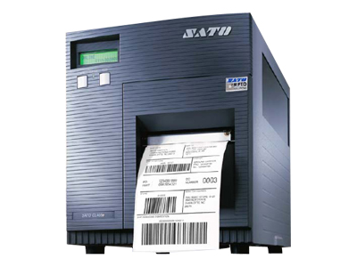 SATO CL 412e - label printer - monochrome - direct thermal / thermal transfer