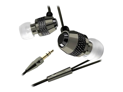 V-Moda Vibe In-Ear (Gunmetal Black)
