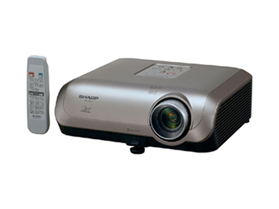 Sharp Notevision XR-10X-L DLP projector