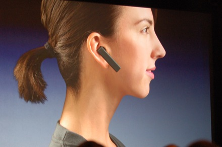Apple Bluetooth headset