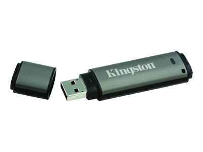 Kingston DataTraveler Vault - Privacy Edition - USB flash drive - 16 GB