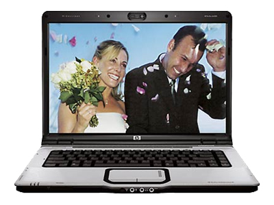 HP Pavilion dv6255us (Turion 64 X2 1.8GHz, 2GB RAM, 160GB HDD, Vista Home Premium)