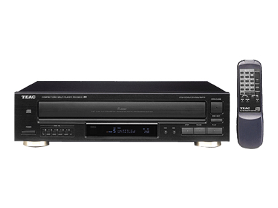 Teac PD-D2610 - CD changer