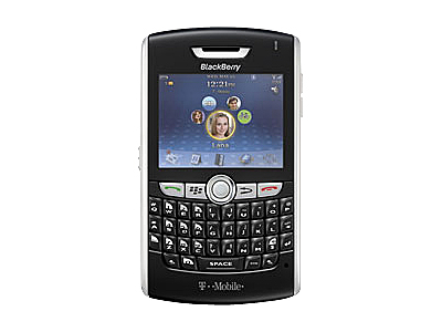 RIM BlackBerry 8830 - black (T-Mobile)