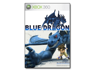 Blue Dragon - complete package