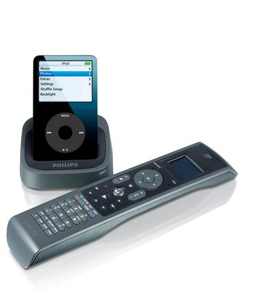 Philips SJM3151 iPod Remote with Docking Station