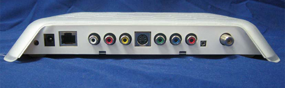 FCC photo of Slingbox back panel