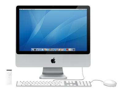 Apple iMac (20-inch, 2.4GHz, 2GB RAM)