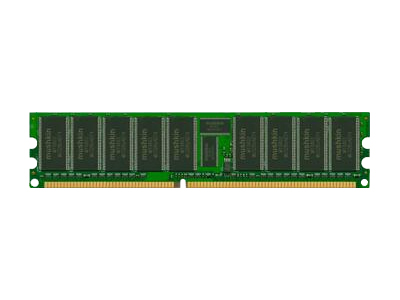 Mushkin Proline - DDR - 256 MB - DIMM 184-pin