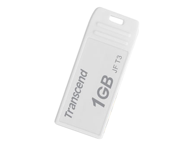 Transcend JetFlash T3 (1GB, white)