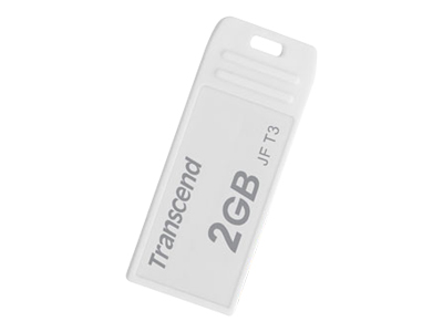 Transcend JetFlash T3 (2GB, white)
