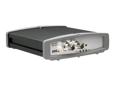 AXIS 241S Video Server - video server - 1 channels