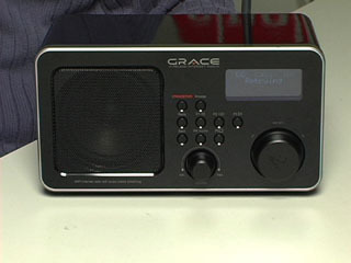Video: Grace ITC-IR1000B Wireless Internet Radio