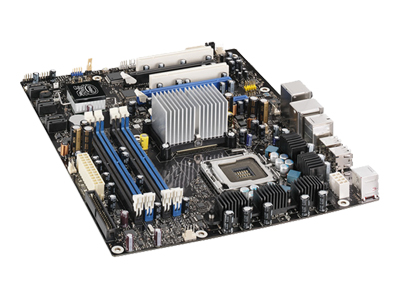 Intel Desktop Board DX48BT2 - Extreme Series - motherboard - ATX - LGA775 Socket - X48