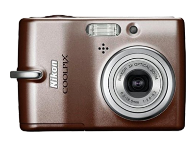 Nikon Coolpix L11 (Brown)